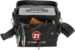 ZT Lunchbox amp in ZT Lunchbox Carry Bag
